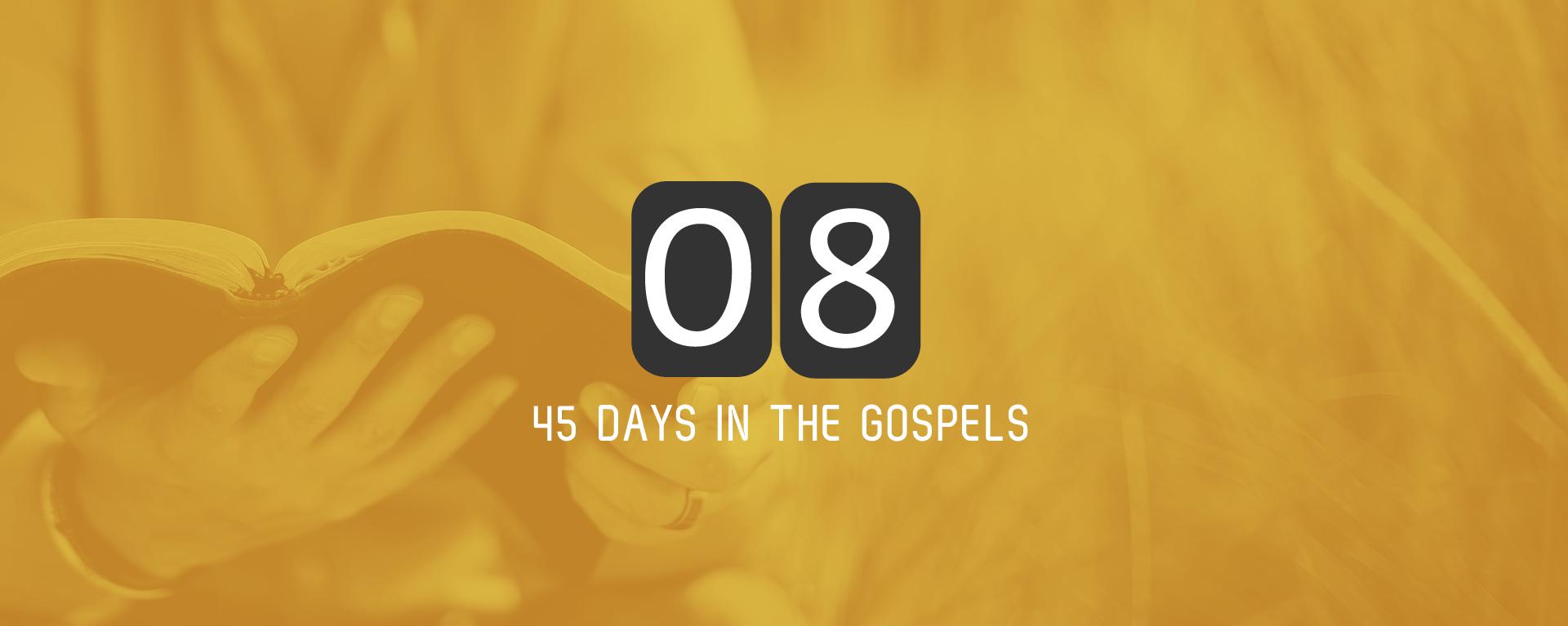 Monday 5th June – Matthew 15 & 16