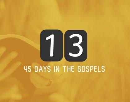 Saturday 10th June – Matthew 25 and 26