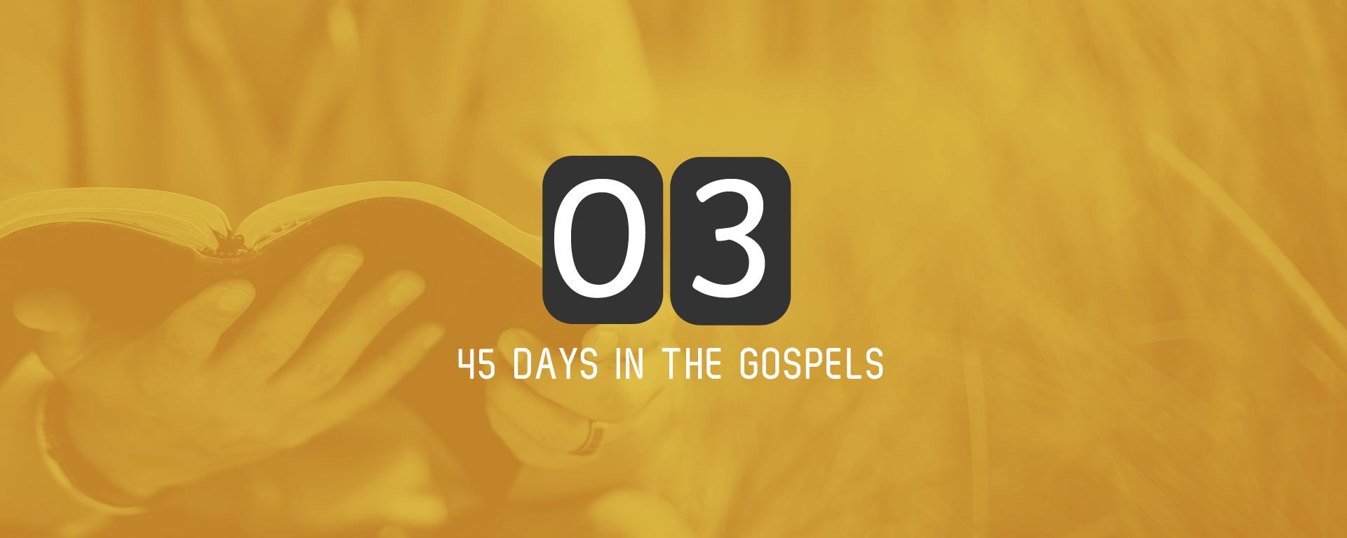 Wednesday 31st May – Matthew 5 & 6
