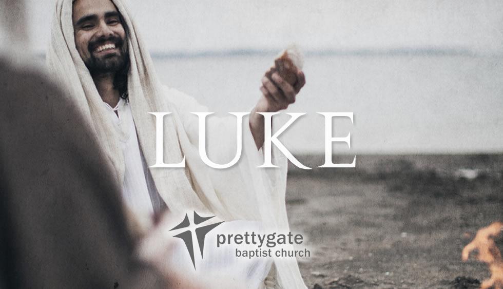 Luke 22 (Part One)