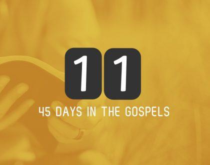Thursday 8th June – Matthew 21 & 22