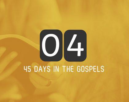 Thursday 1st June – Matthew 7 & 8