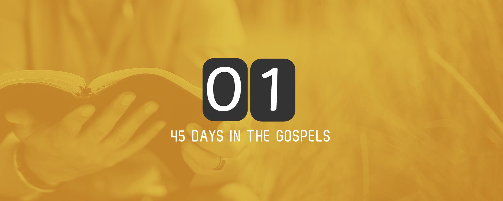 Monday 29th May – Matthew 1 & 2