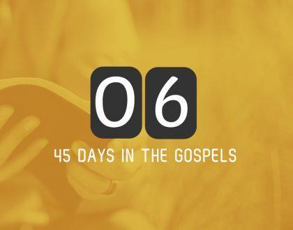 Saturday 3rd June – Matthew 11 & 12