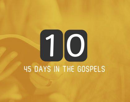 Wednesday 7th June – Matthew 19 & 20