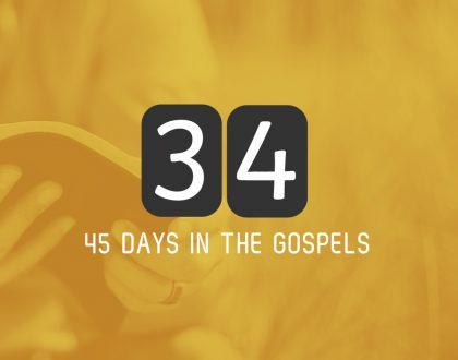 Saturday 1st July – Luke 23 and 24