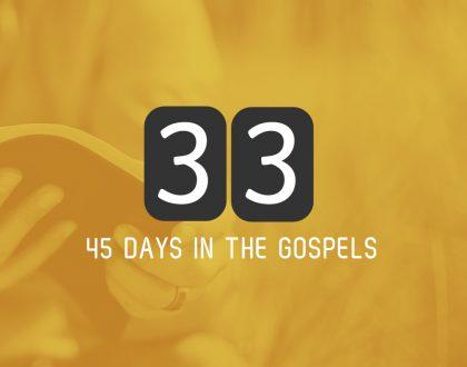 Friday 30th June – Luke 21 and 22