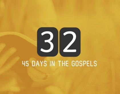 Thursday 29th June – Luke 19 and 20