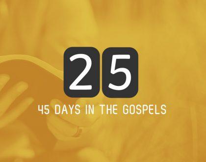 Thursday 22nd June – Luke 5 and 6